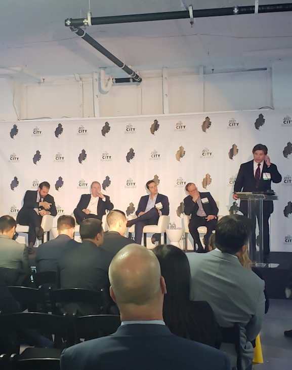 Eugene T. Paolino Moderates Multifamily Panel at Jersey City Summit for Real Estate Investment