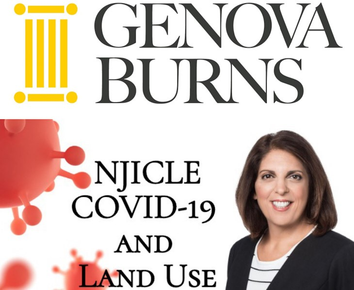 Partner Jennifer Mazawey to Present COVID-19 and Land Use Webinar for NJICLE