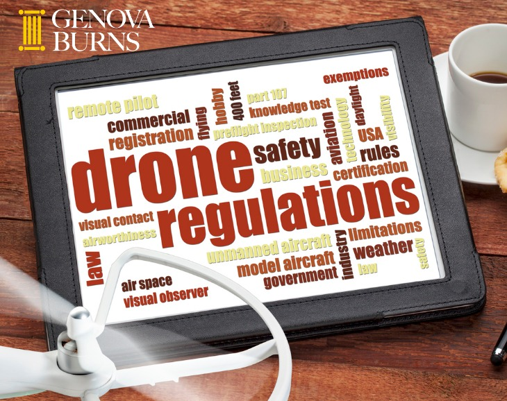Image for David Cooke to Present on Drone Regulations at