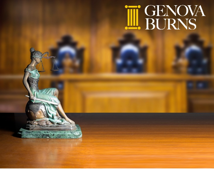 Daniel Stolz to Discuss Important Bankruptcy Decisions on Panel at Honorable William H. Gindin Bench Bar Conference
