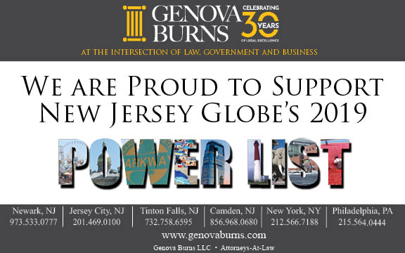 Image for Angelo J. Genova and Rajiv D. Parikh Named to New Jersey Globe's Power List for 2019