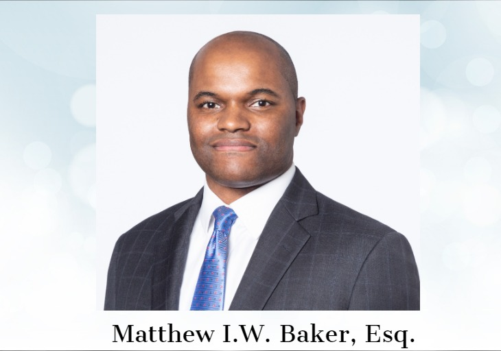 Image for Matthew I.W. Baker Elected to Board Chair of Lead New Jersey