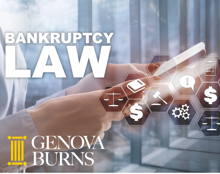 Image for Update from our Bankruptcy Law Department