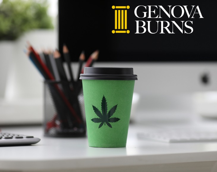 Image for High Stakes: How Will the Legalization of Recreational Marijuana in New Jersey Affect the Workplace?