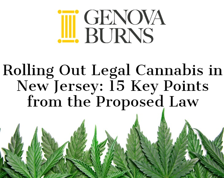 "Image for Charles Messina and Daniel Pierre Published by The National Cannabis Industry Association: ""Rolling Out Legal Cannabis in  New Jersey – 15 Key Points from the Proposed Law"""
