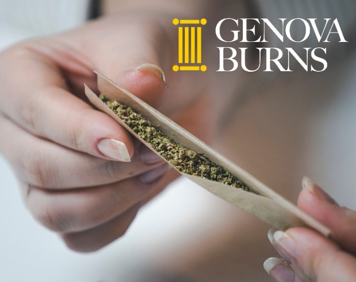 Image for Genova Burns Cannabis Law Leaders Publish Article Discussing New Jersey Adult Use Law Legislation in the National Cannabis Industry Association