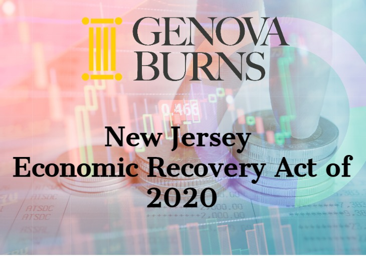 Image for New Jersey Economic Recovery Act of 2020