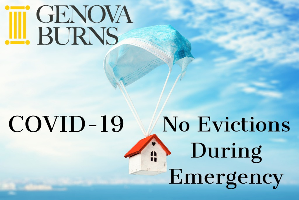 Image for COVID-19: No Evictions During Emergency