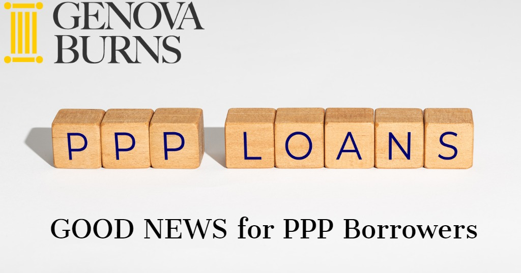 PPP Loans spelled out on wooden blocks
