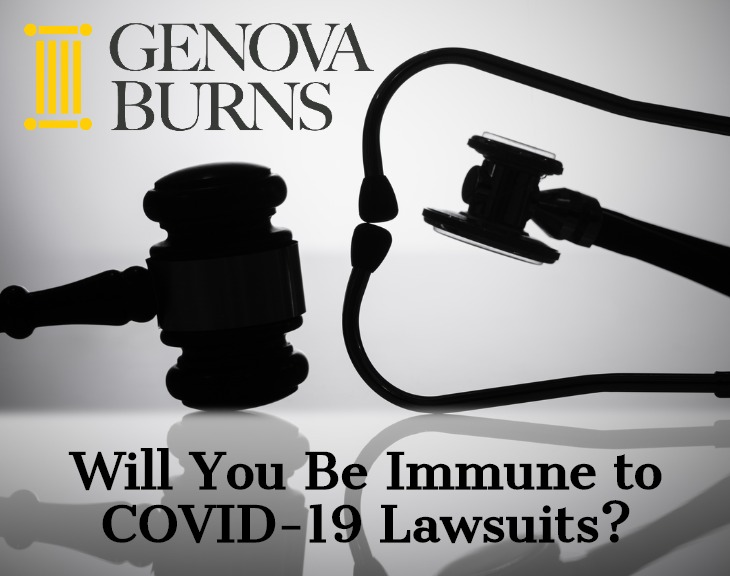 Image for Will You Be Immune to COVID-19 Lawsuits?