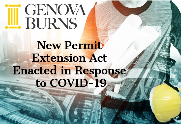 Image for New Permit Extension Act Enacted in Response to COVID-19