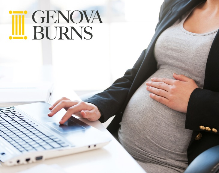Image for New Jersey Supreme Court Provides Guidance On The Expansive Scope Of The Pregnant Workers Fairness Act